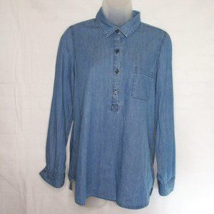 Old Navy Chambray Denim Shirt